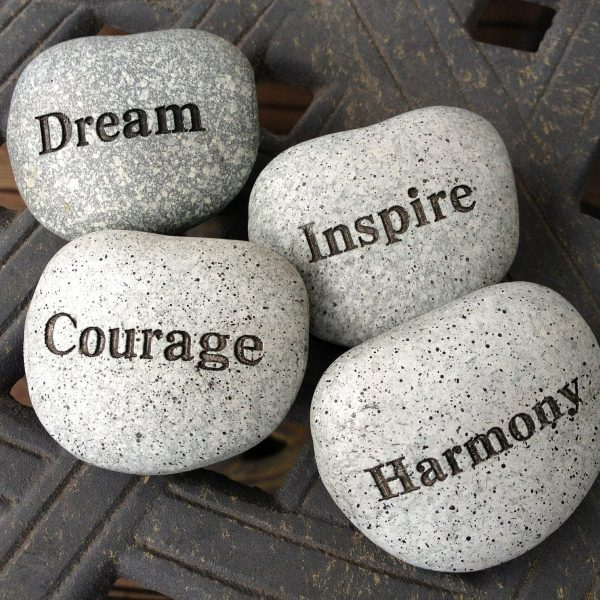 Dream and Inspire Stones