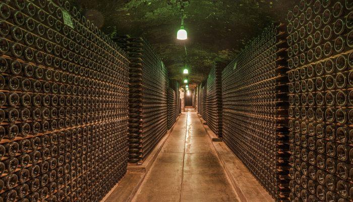 Vast Wine Cellar