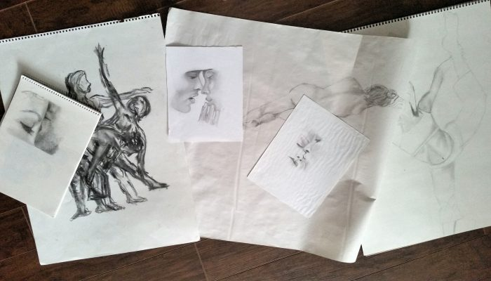 Collection of Drawings by Author